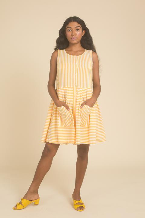 SAMANTHA PLEET SUNBEAM DRESS