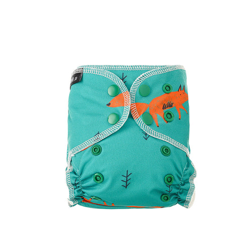 Eco Mini Newborn Cloth Diaper