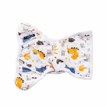 Load image into Gallery viewer, Eco Mini Cloth Diaper cover - outside detail