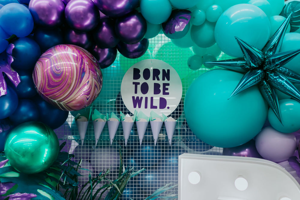Born to be Wild Gender Reveal