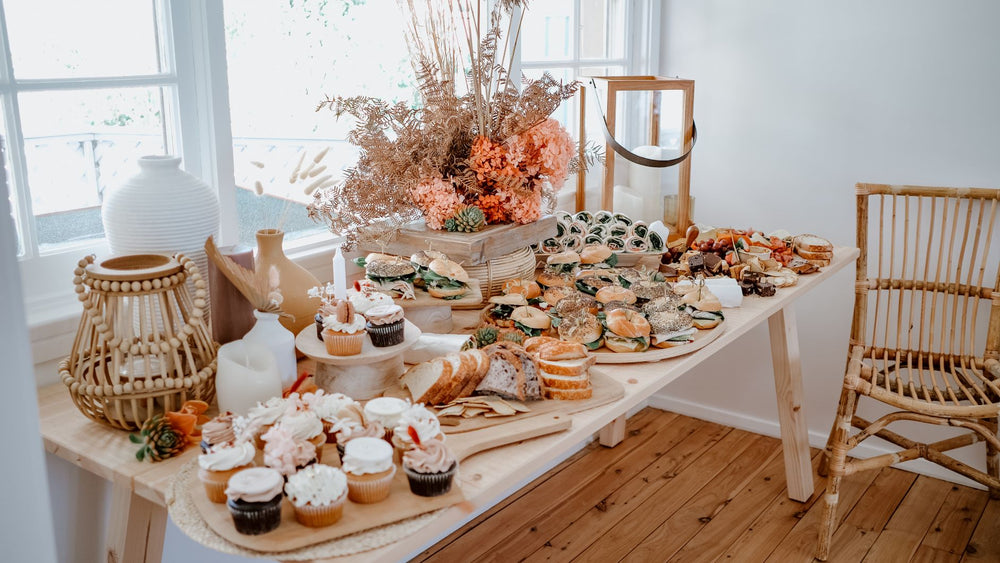 Surprise Boho Baby Shower