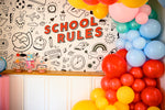 School Rules! - Back to School Styled Shoot