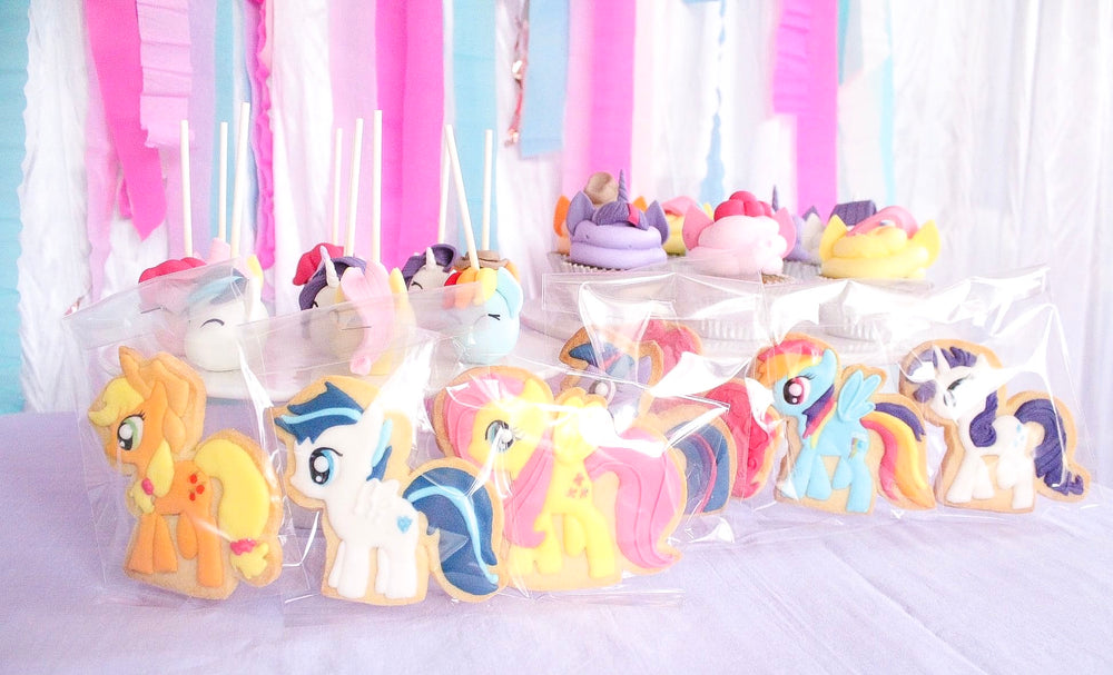 My Little Pony Iso Party