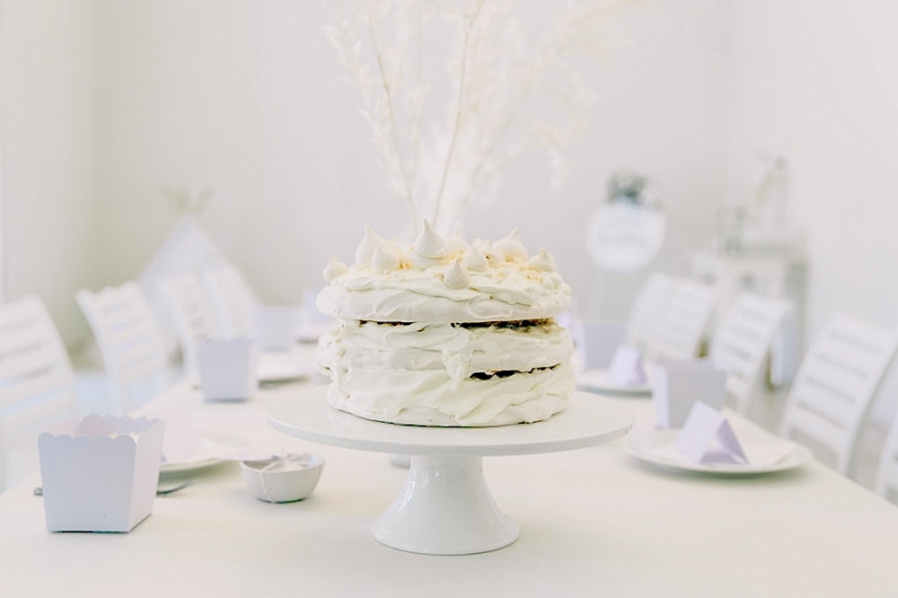 The En Blanc Birthday Party