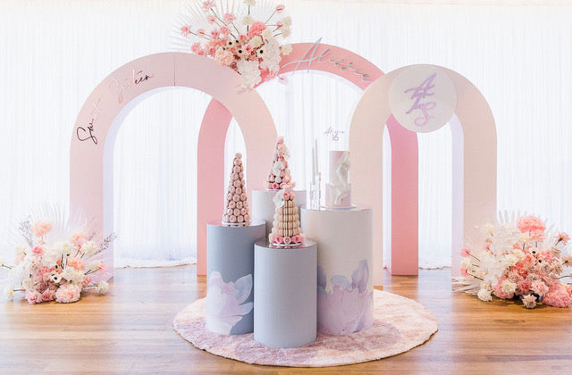A Pretty Pink Sweet Sixteen Birthday Party