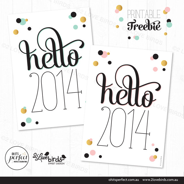 2-Love-Birds-Hello-2014-Print-FREEBIE