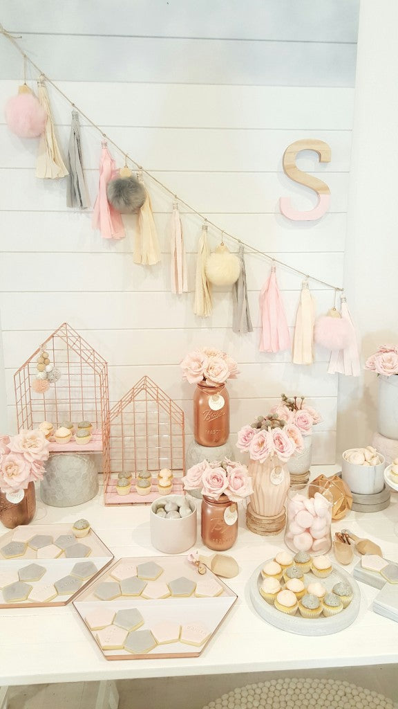 pink-copper-third-birthday-party