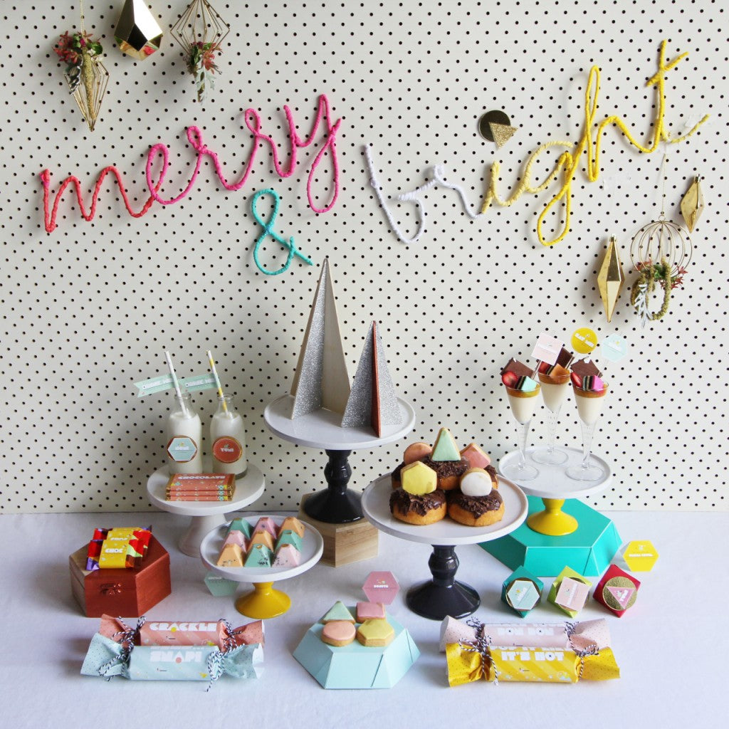 christmas-geo-themed-dessert-table-luxe-for-less