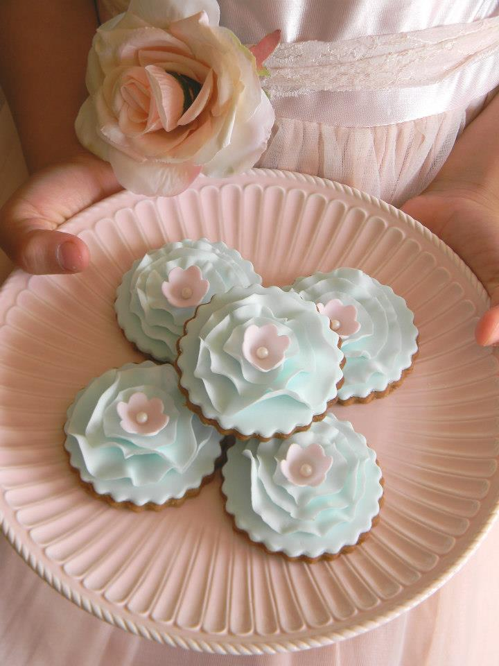 ruffled cookies
