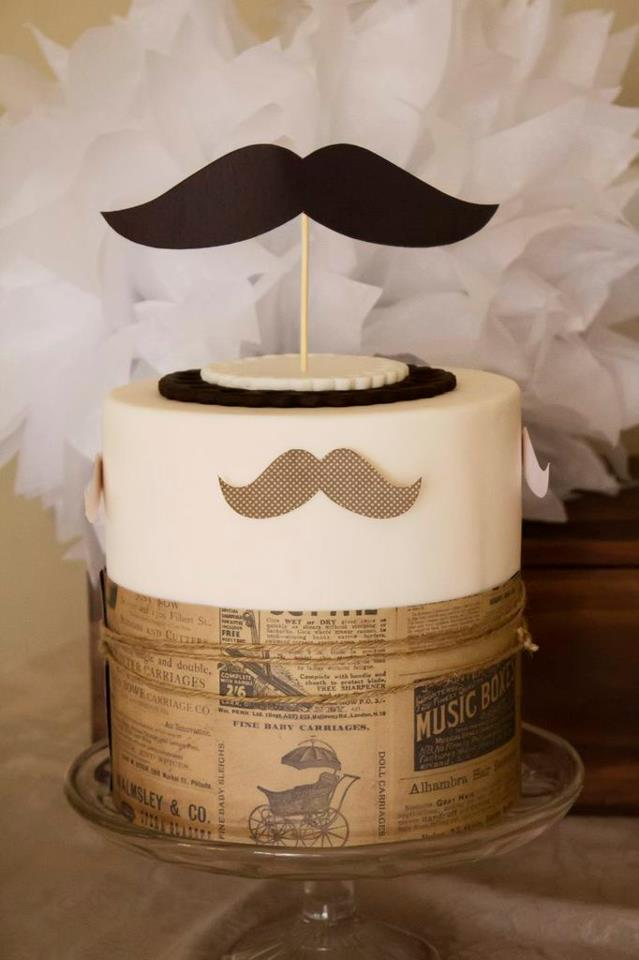 moustache-theme-cake-fortieth-party