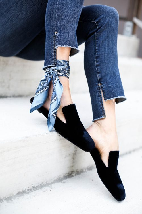 scarf-ankle