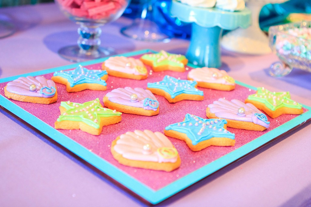MERMAID-THEME-PARTY-COOKIES