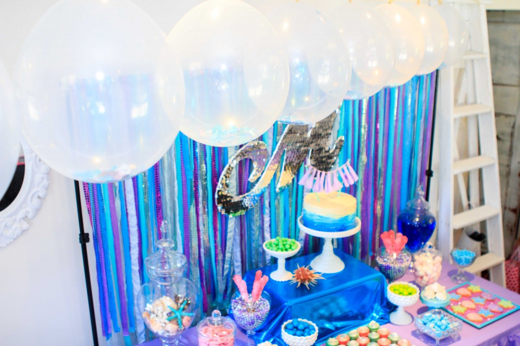 MERMAID-THEME-PARTY-BUFFET