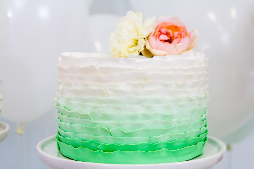 green-ombre-cake