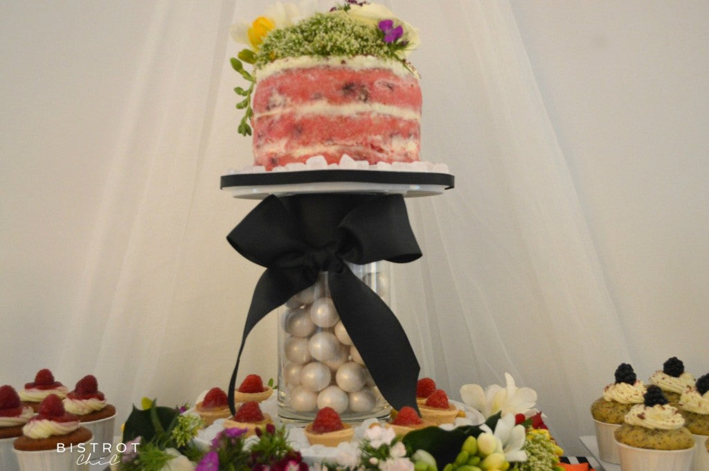 Stripes-and-floral-anniversary-party-oh-its-perfect-naked-cake