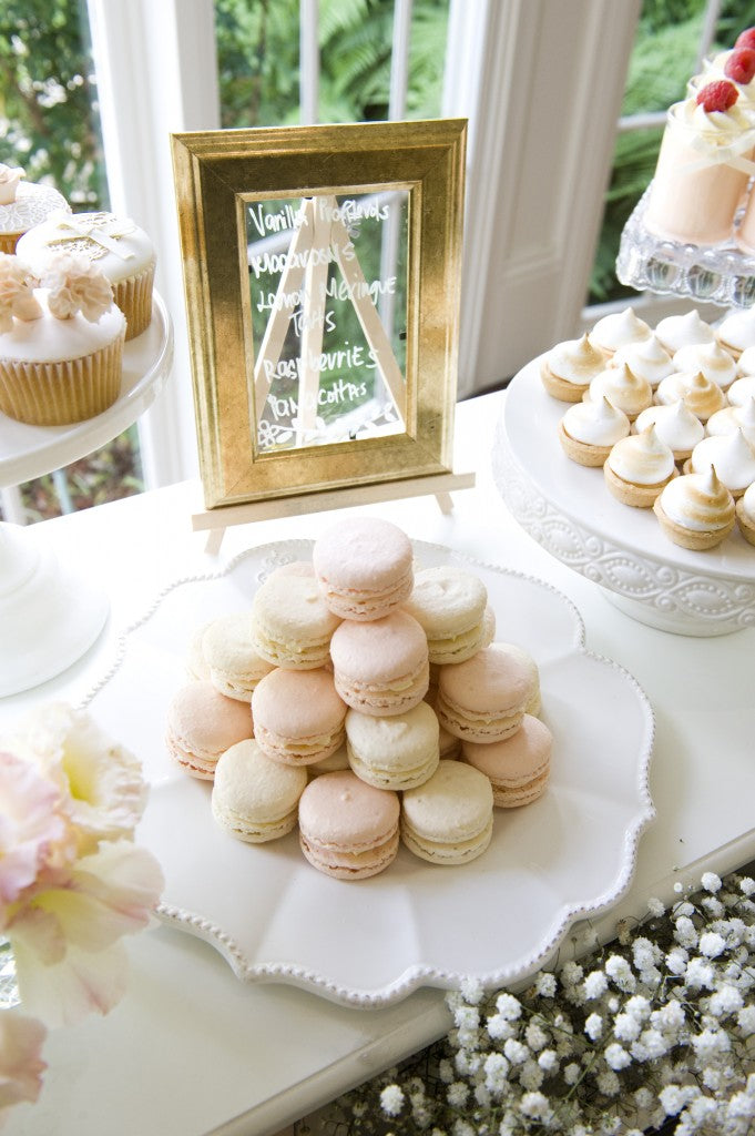 beautiful-floral-christening-desserts-table-buffet-macarons