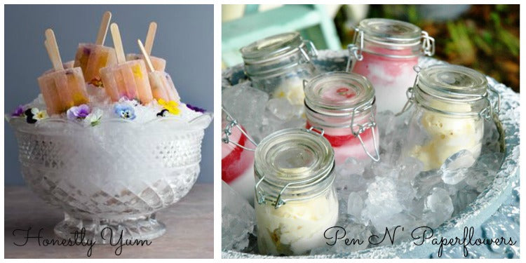 Tips And Ideas For Hosting An Ice Cream Party Ohitsperfect
