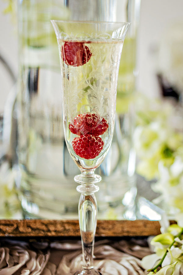 champagne glass, bridal shoot