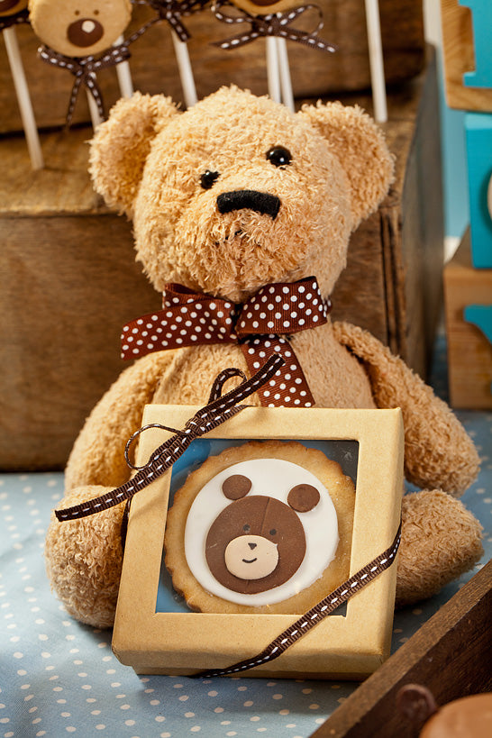 Teddy Bear Theme Party Favours