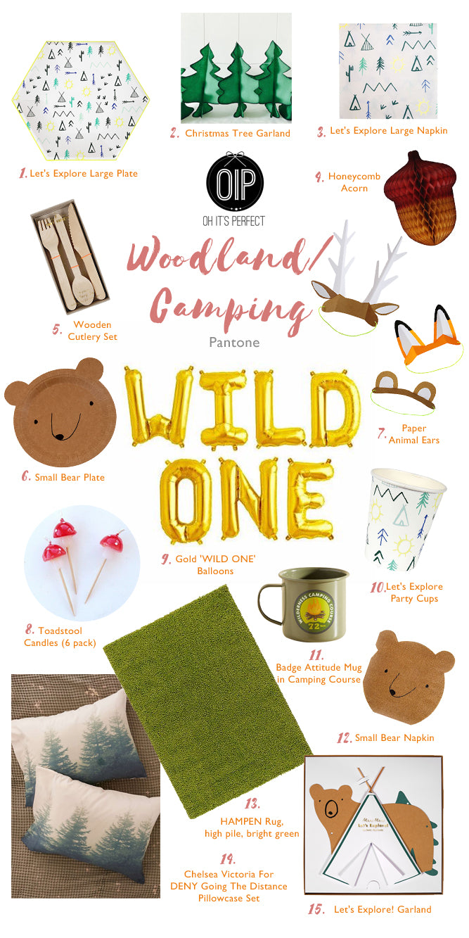 Shop guide Woodland Camping