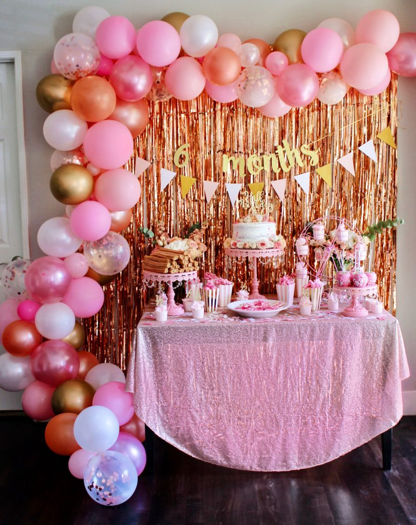 pink-party-balloon-arch