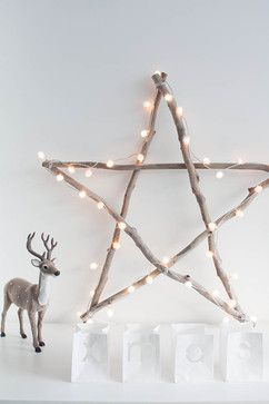 Fairy light star