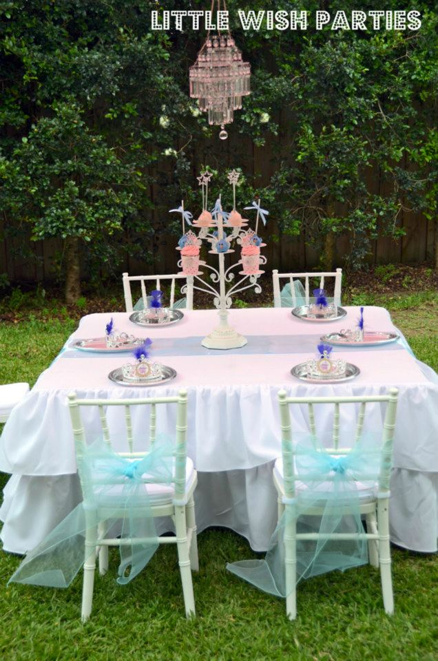 cinderalla-table-setting