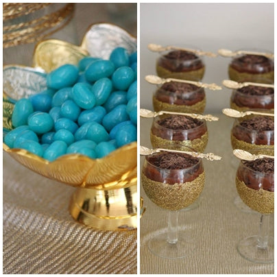 gold-glitter-blue-dessert-table-party