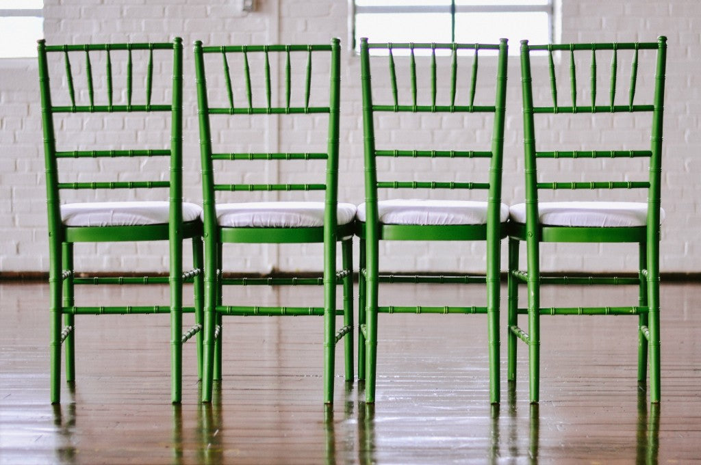 green-white-wedding-chairs