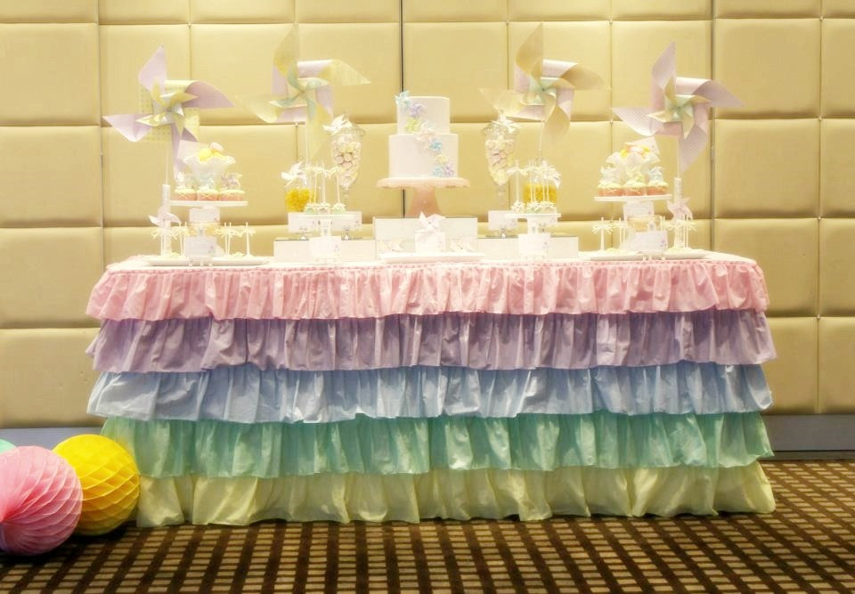 pastel-pinwheel-theme-birthday-dessert-table