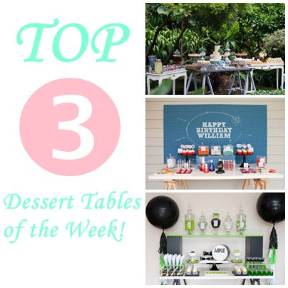 best dessert tables/ dessert buffets