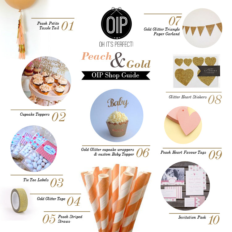 peach-and-gold-party-supplies