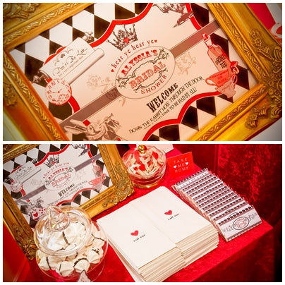 queen-of-hearts-welcome-party-sign