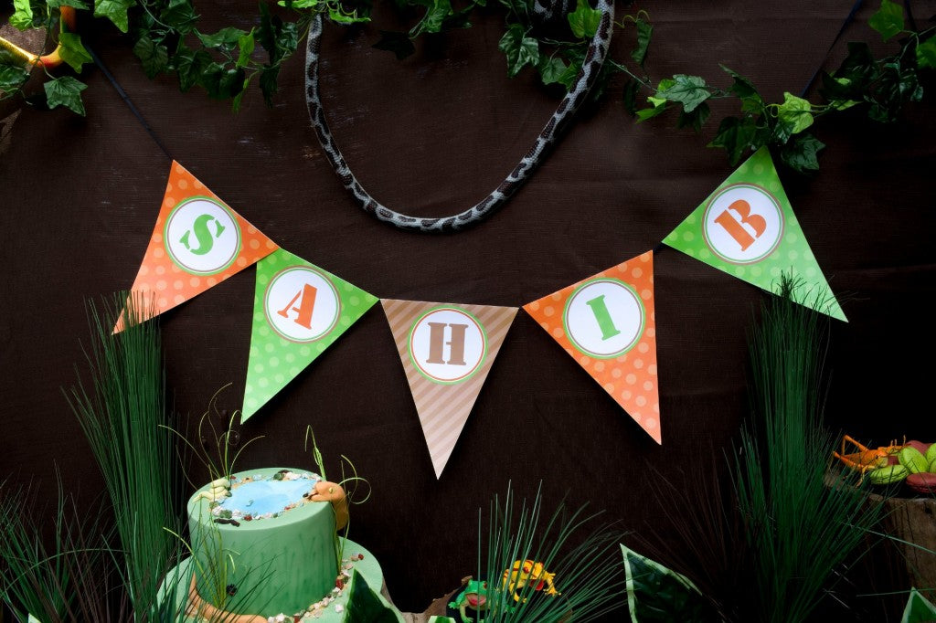 reptile-party-decorations
