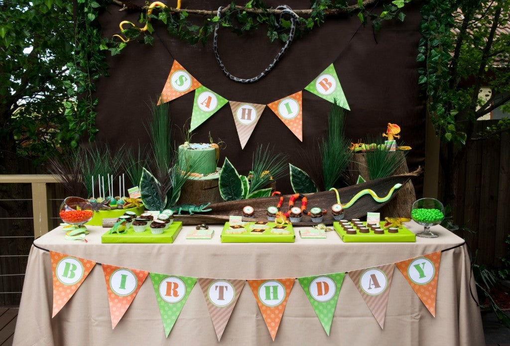 reptile-party-boys-party-themes