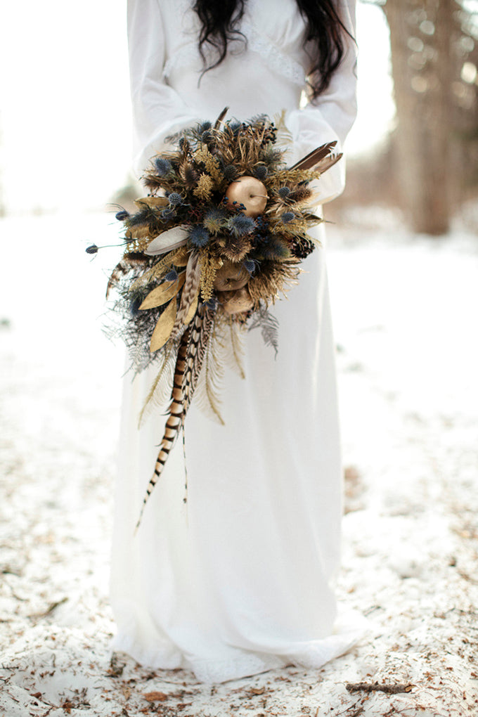 winter-bohemian-bride-Michelle-Larmand-Photography-Glamour-Grace-15
