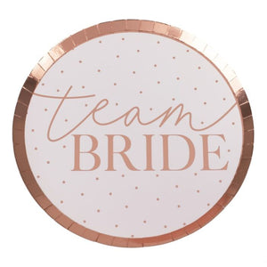 Load image into Gallery viewer, Team Bride Hens Party Plates