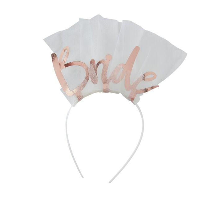Load image into Gallery viewer, Bride To Be Hens Party Headband
