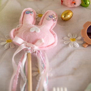 Load image into Gallery viewer, Handmade Bunny Wand