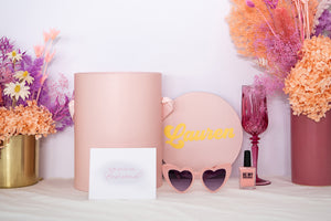 Load image into Gallery viewer, Bridesmaid Gift Box - The Pink Fashionista
