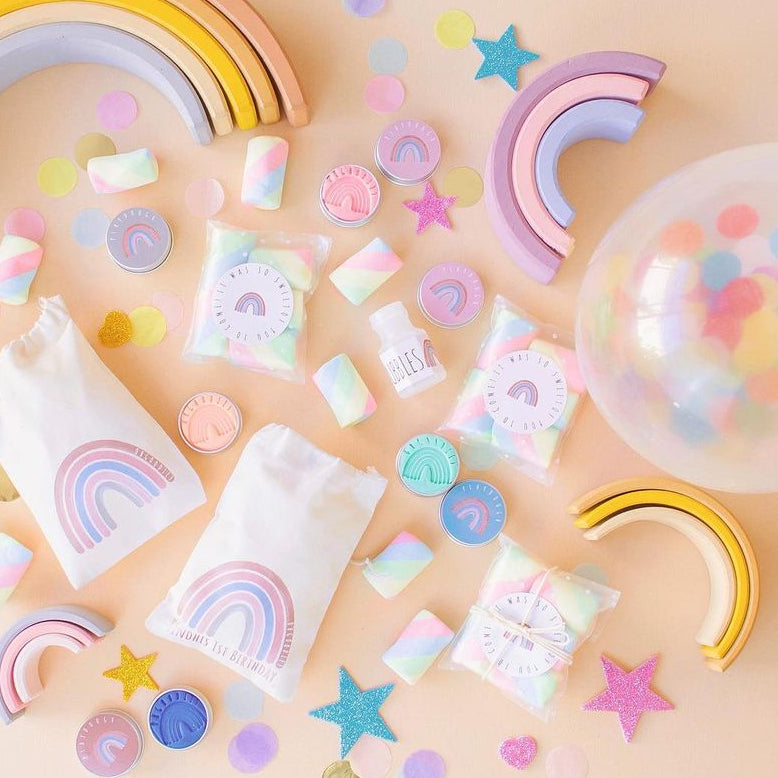 Rainbow Pre-filled Party Bags