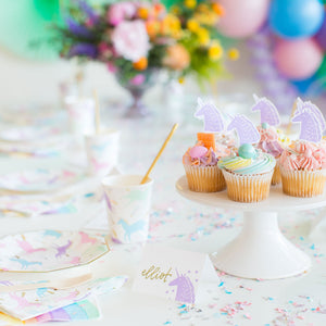 Load image into Gallery viewer, Magical Unicorn Napkins | Unicorn Party