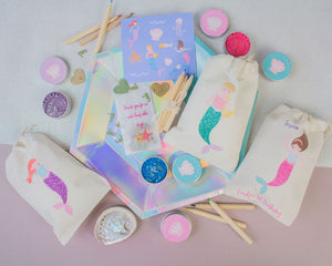 Load image into Gallery viewer, Mermaid Pre-filled Party Bags- Plastic Free