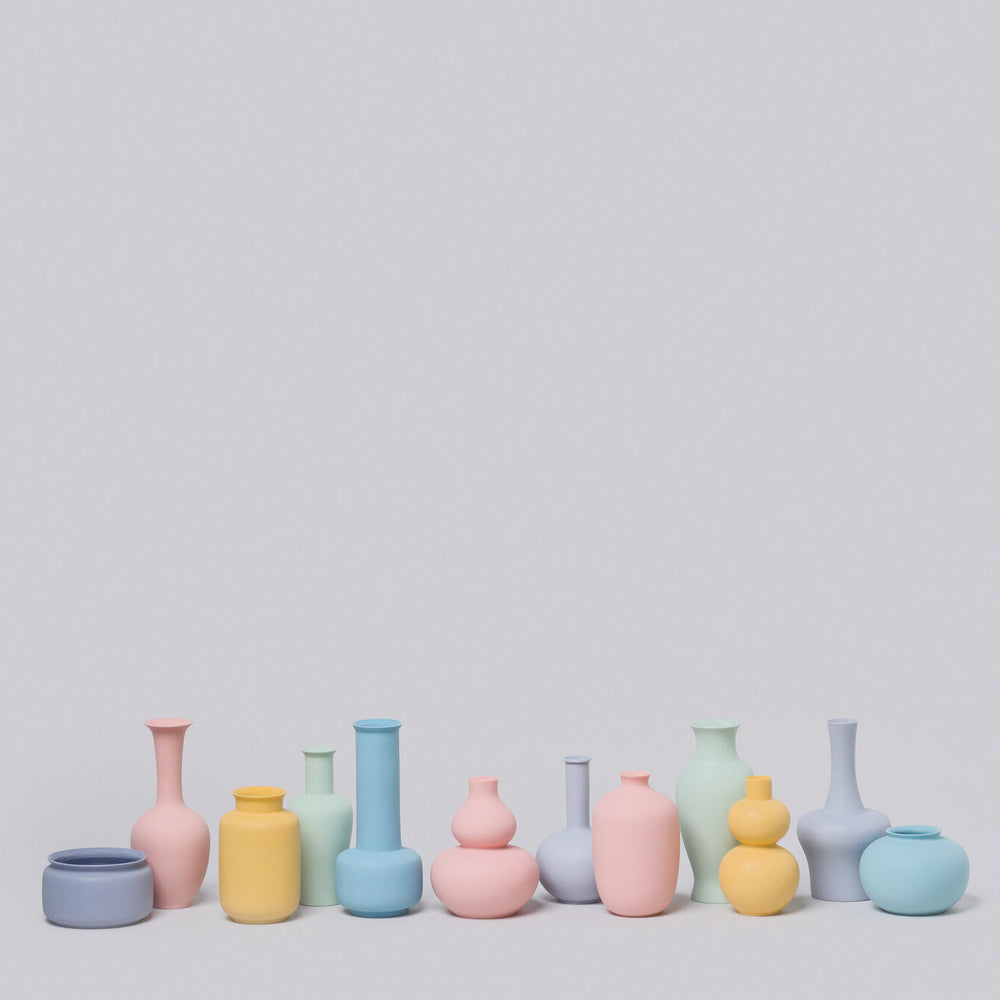 Load image into Gallery viewer, Archer- Pastel Pink Mini Vase