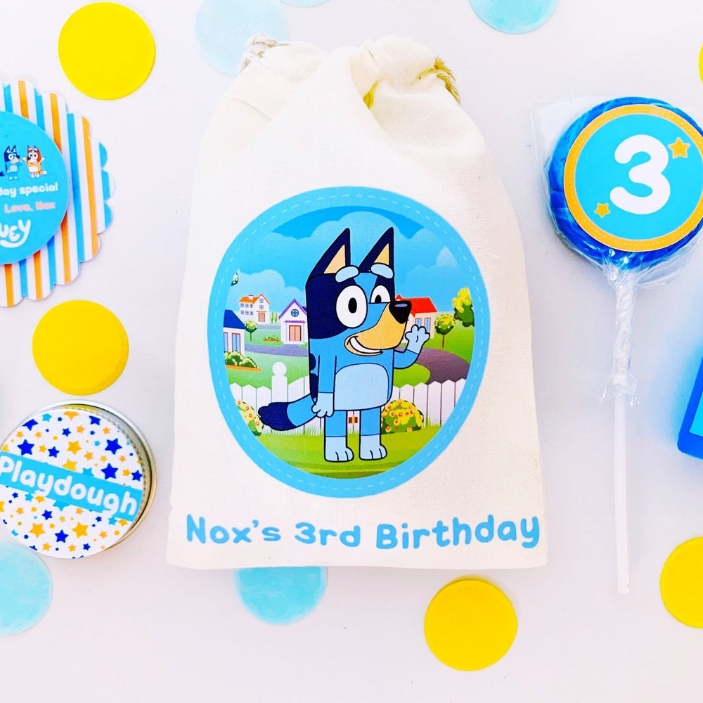 Bluey Pre-filled Party Bags