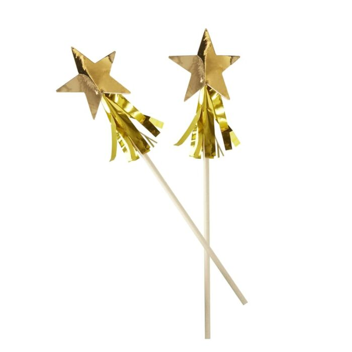 Load image into Gallery viewer, Star Shaped Tassel Fringe Drink Stirrers