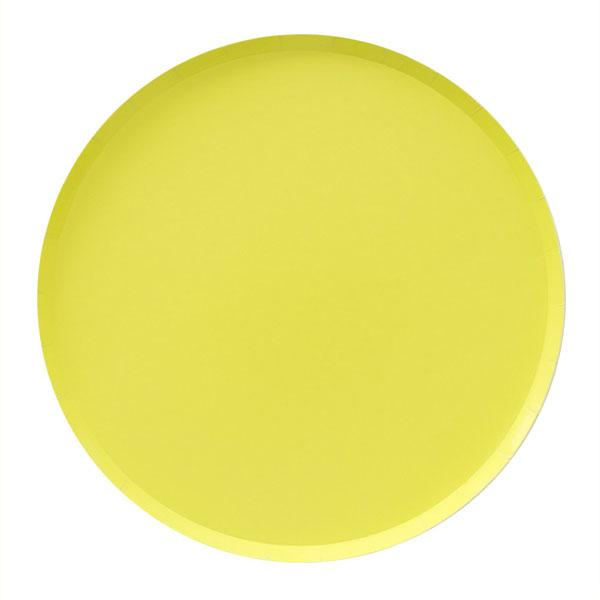 Chartreuse- Large Party Plate