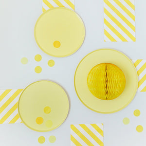 Load image into Gallery viewer, Chartreuse- Large Party Plate