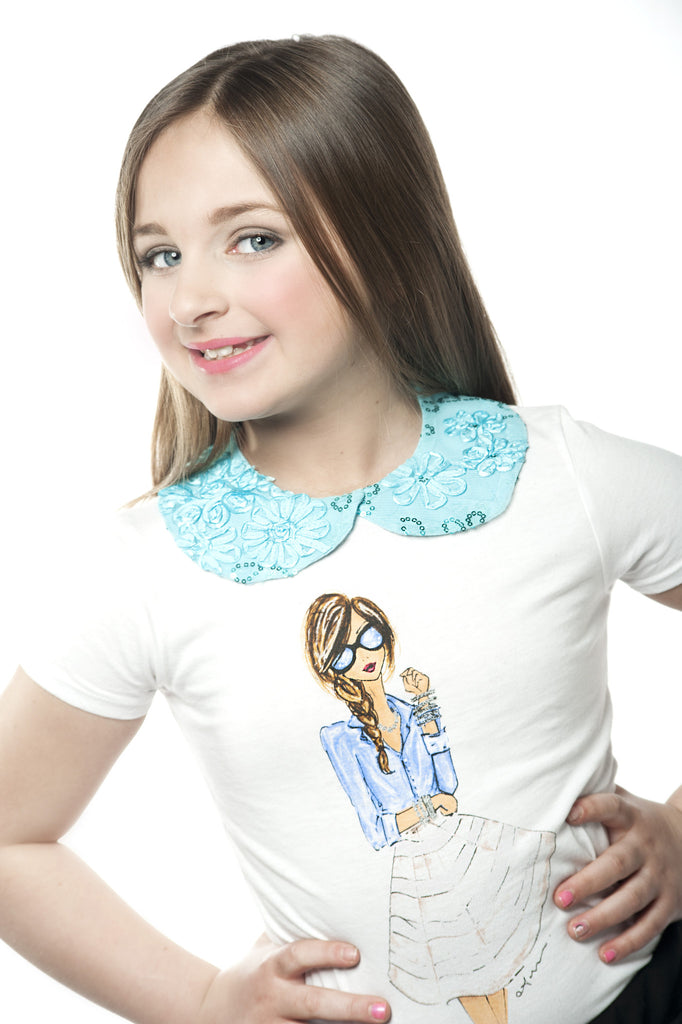 Collar Couture Blue
