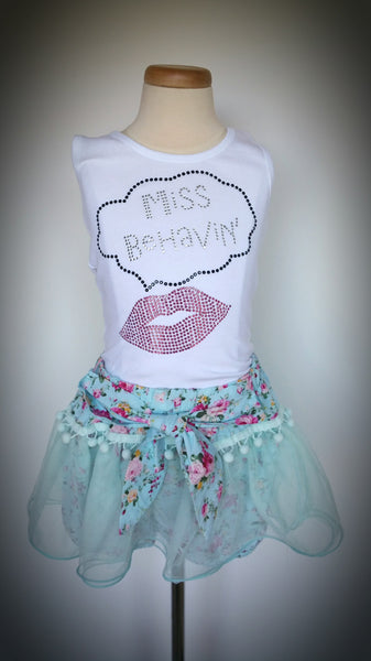 Miss Behavin Tank
